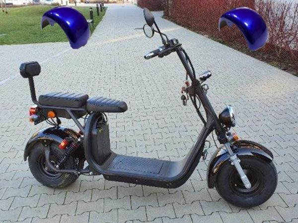 "Electric Chopper® Kék 45km / h modell: ""CP-1"""