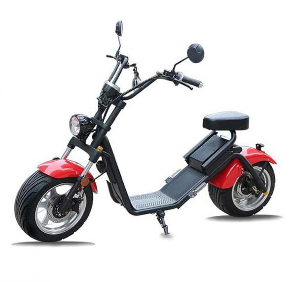 "Electric Chopper® piros 40km / h modell: ""Caiqiees 2.0"""