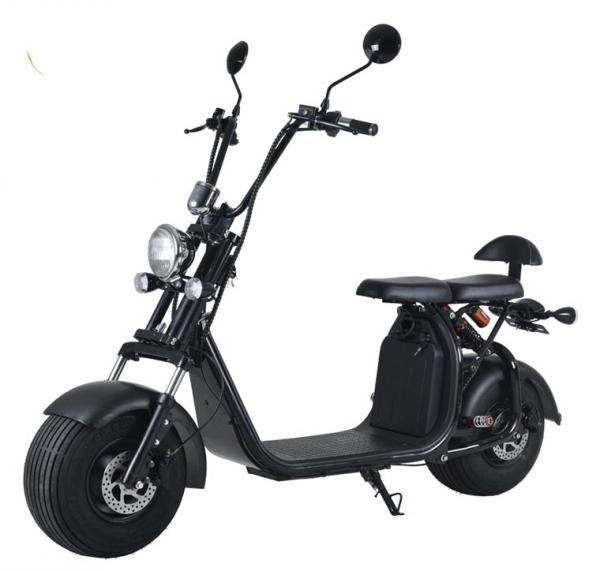 "Electric Chopper® fekete 35km / h modell: ""C07A"""