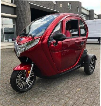 MOVE 1.5 Electric tricycle